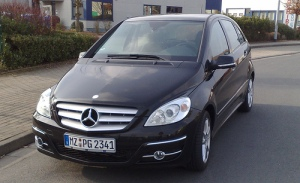Mercedes-B180