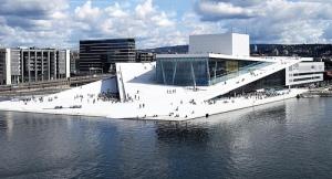 Oslo OperaHouse Norway