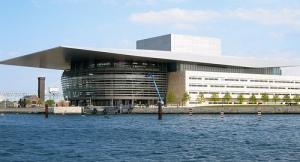 Copenhagen-Opera house