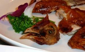 Chicken-head