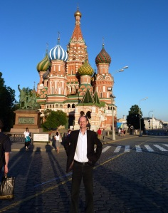 Michael-in-red-square