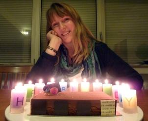 Julie's 40th