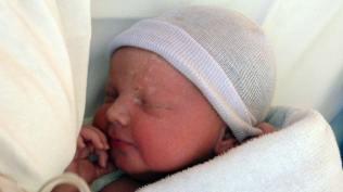 William-post-birth