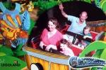 Mia & Wills 1st Rollercoaster