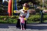 Mia & Lego Man
