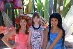 Rosetta, Mia & SilverMist