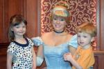 Mia, Cinderella & Will