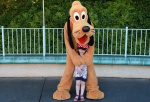 Giggling with Pluto