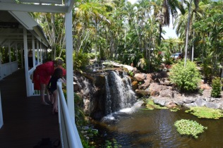 Resort Waterfall